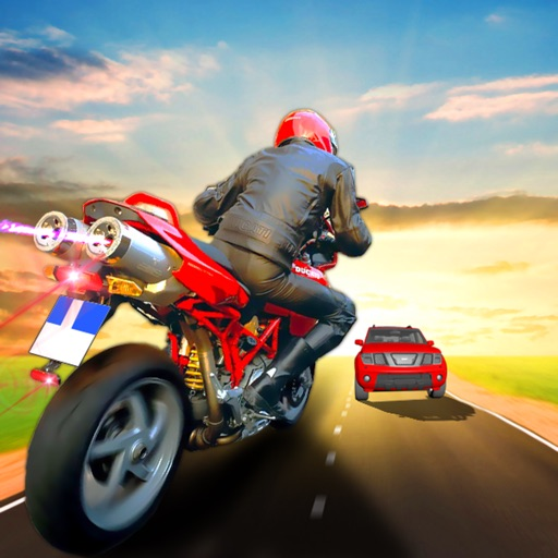 Stunt Moto Traffic Rider : Real Bike Race-r  2016