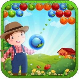 Fruit Charm - New Free  Bubble Shooter Match 3