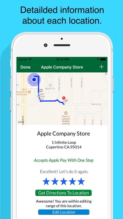 Locator for Apple Pay No Ads screenshot-3
