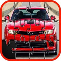Super Car Jigsaw Puzzle - puzzlemaker