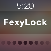 Lock Screen Maker - Customize your lockscreen with beautiful & colorful Themes by FexyLock icon