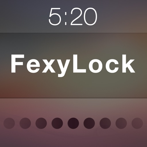 FexyLock - Style your lock screen