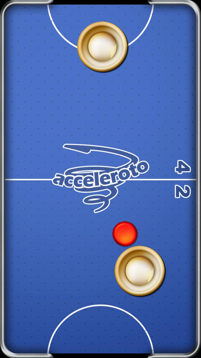 Air Hockey Gold Screenshot