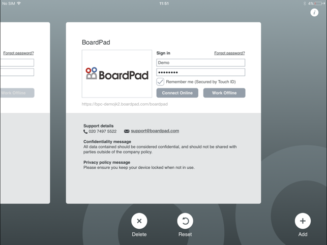 Boardpad on the app store ipad screenshots malvernweather Images