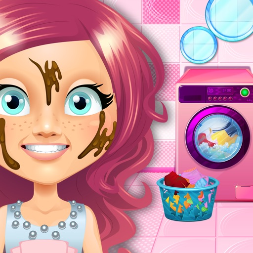 Clean the Princesses - Kids Games (Boys and Girls)
