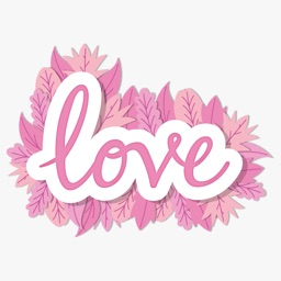 Love Stickers #1 for iMessage
