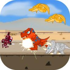 Activities of Robot Fight Dinosaurs