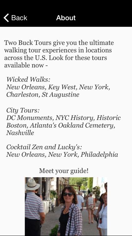 Wicked Walks Savannah screenshot-3