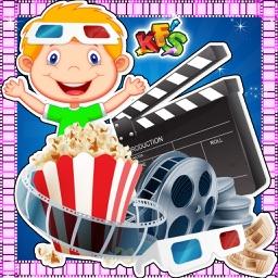 Kids Cinema Movie Night- Cash Management Games
