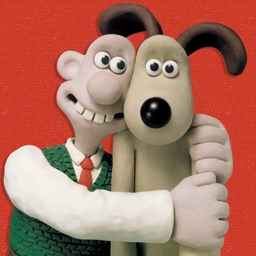 Wallace and Gromit Stickers