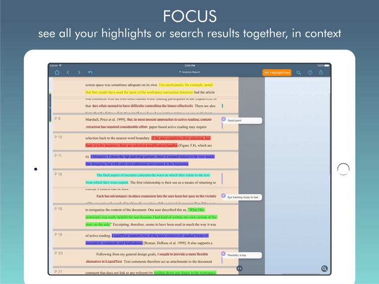 LiquidText Enterprise: PDF Document Reader