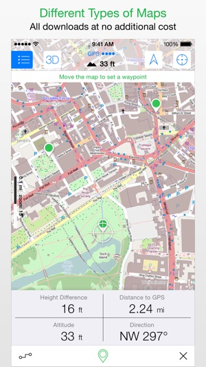 Maps 3d pro outdoor gps on the app store maps 3d pro outdoor gps on the app store gumiabroncs Gallery