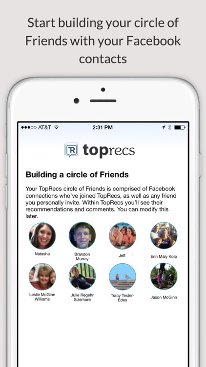 TopRecs