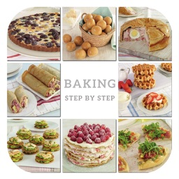Baking - Step by Step Recipes