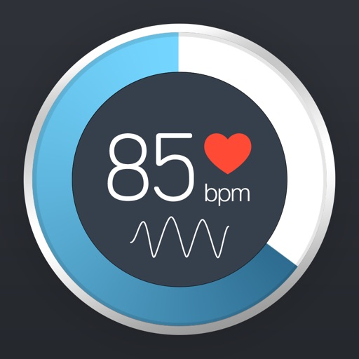 Instant Heart Rate: Heart Rate & Pulse Monitor app logo