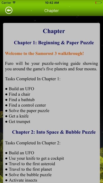Complete Walkthrough Guide For Samorost 3 screenshot-4