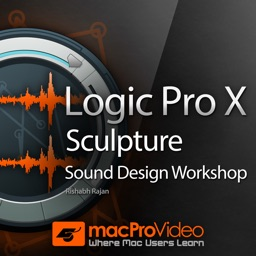 Sculpture Sound Design Workshop for Logic Pro X