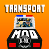 TRANSPORT MODS for MINECRAFT Pc EDITION - KISSAPP, S.L.