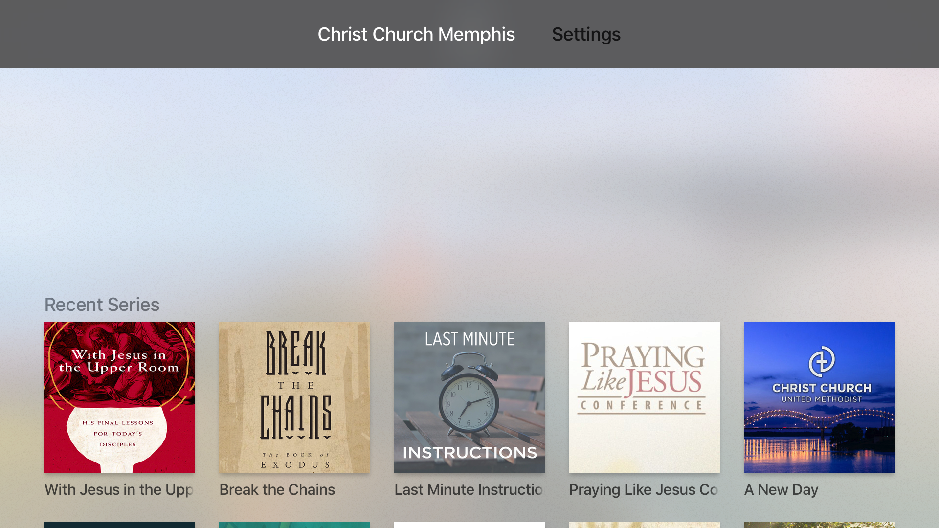 Christ Church Memphis screenshot 7