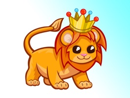 CUTEJI - Baby Animals Emoji - Cute Stickers HD