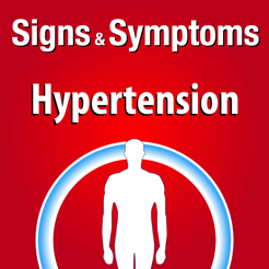 signs symptoms hypertension をapp storeで