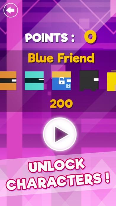 Ninja Block Jumpy : Geometry Dance Escape Game 2 !-4
