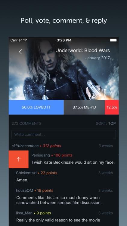 Kernels - Movie Discussions on Reddit screenshot-3