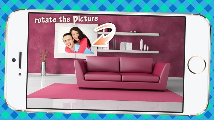 Modern Interior Photo Frames