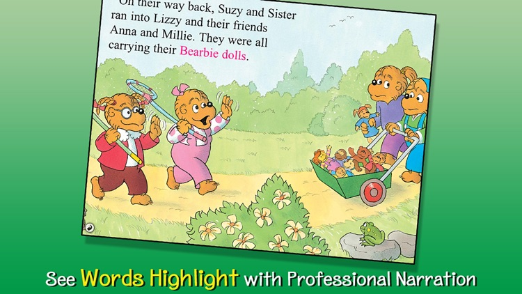 The Berenstain Bears Faithful Friends screenshot-1