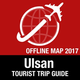 Ulsan Tourist Guide + Offline Map
