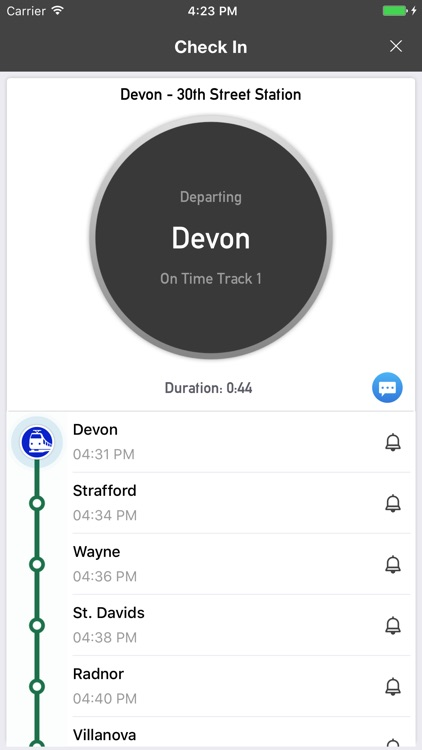 onTime : Commuting made easy. screenshot-3