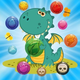 Bubble Shooter Trouble Monster Quest Mania