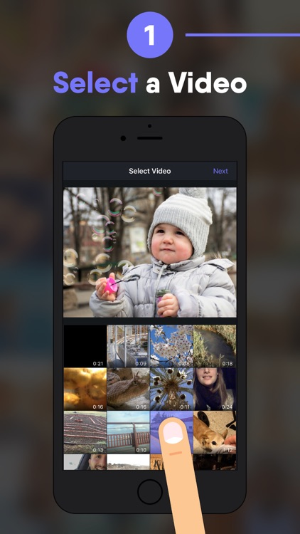 Video to Photo Grabber - Extract Frames In Full HD