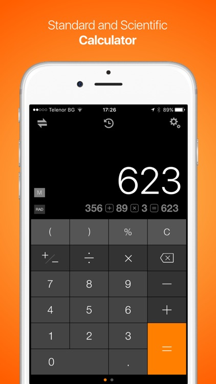 CalConvert: Calculator, Currency & Unit Converter