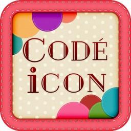 アイコン・無料きせかえ CODÉ iCON(コーデアイコン)