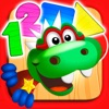 DinoTim: Basic math learning, preschool for kids