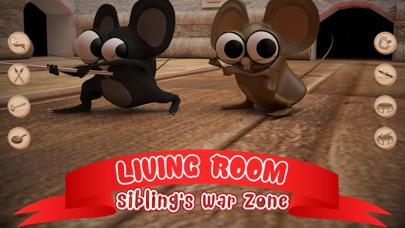 Talking Jerry and Tom: Animated Mouse pet brothers