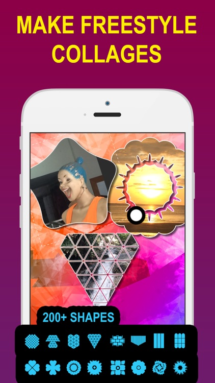 Photo Collage Maker - Photogrid Instacollage