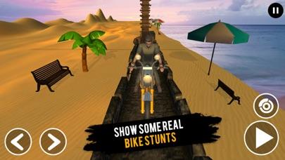 Xtreme Moto-r Bike 3D Stunts Sim-ulator 2017のおすすめ画像4