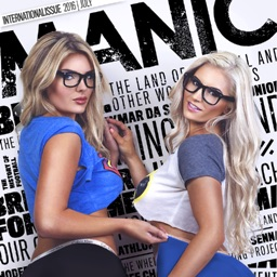 Absolutely Manic Magazine