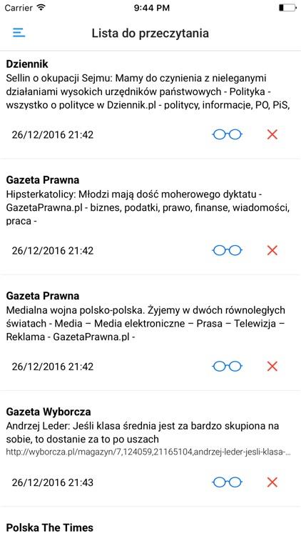 GAZETY i CZASOPISMA screenshot-3
