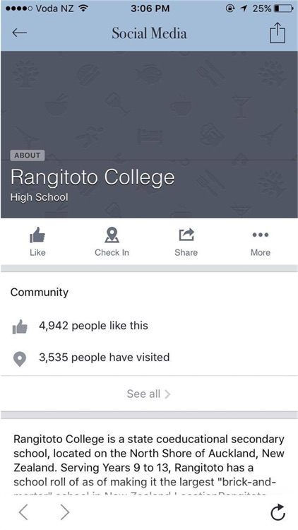 Rangitoto screenshot-1