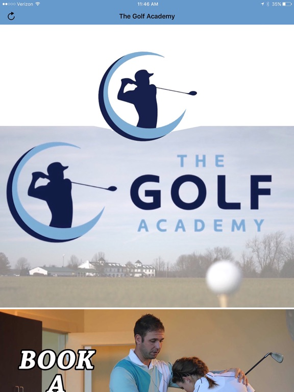 The Golf Academy PR screenshot 4