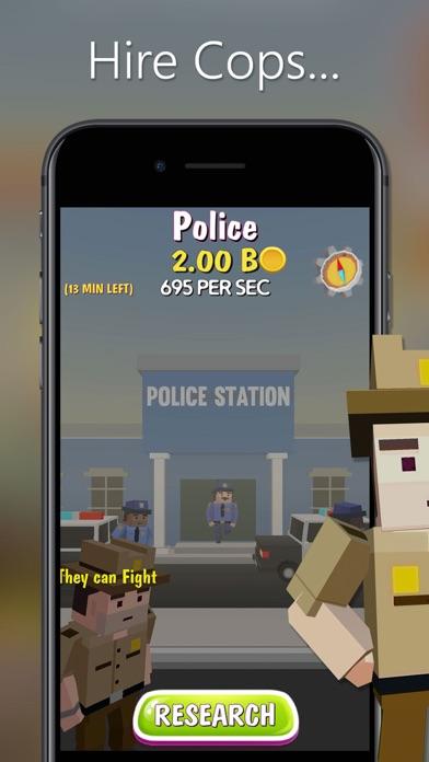 Zombie City - Clicker Tycoon screenshot three
