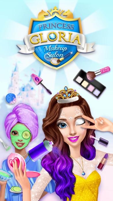 Princess Gloria Makeup Salon screenshot 1