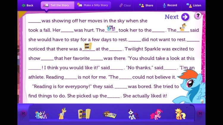 My Little Pony: Read It & Weep screenshot-4