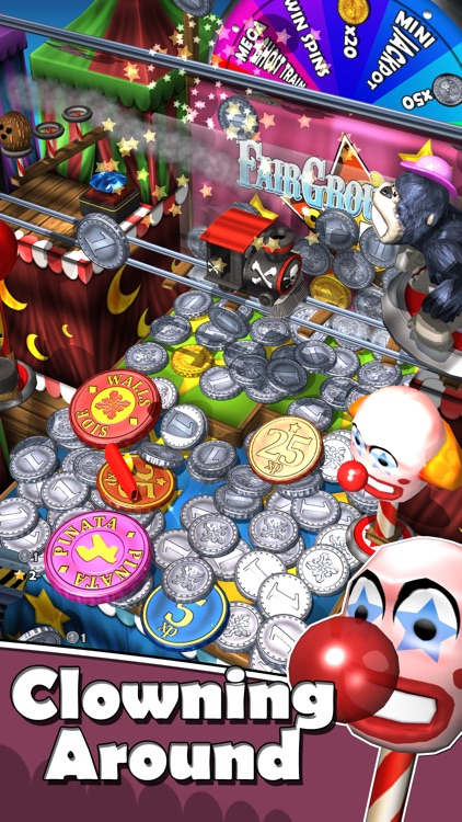 FairGround Coin Falls screenshot-2