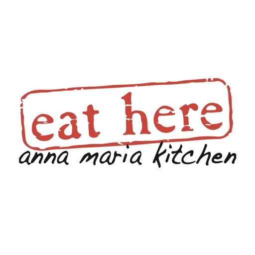 Eat here anna maria kitchen