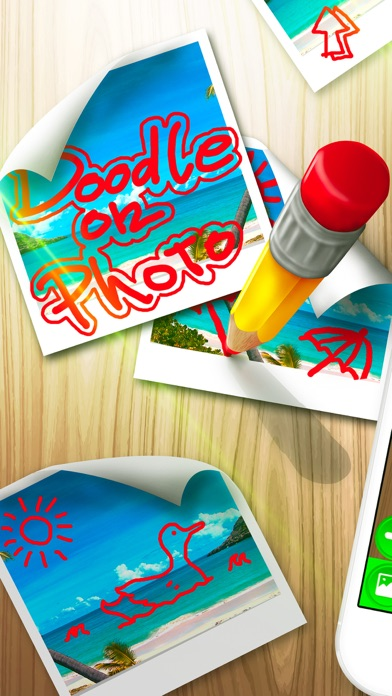 Doodle on Photo – Write Text and Draw on Pictures screenshot one