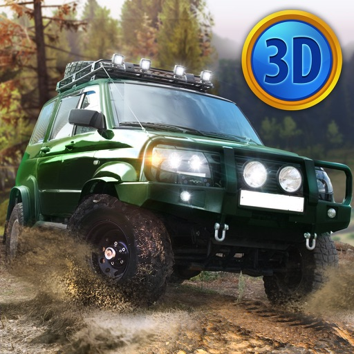 Russian SUV Offroad 3D